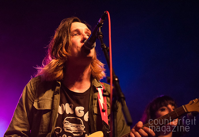 menacebeach 2 | Drenge, TRAAMS and Menace Beach: The Plug, Sheffield