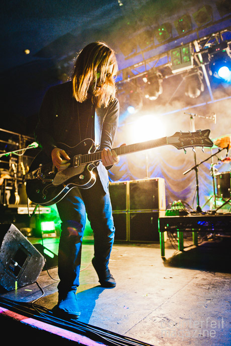 Met Uni Band of Skulls 10 | Band Of Skulls: Met University, Leeds