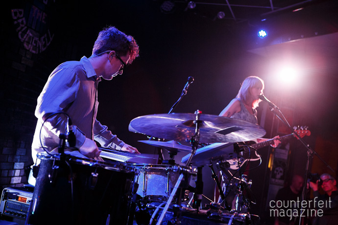 The Brudenell Social Club Wye Oak 10 | Wye Oak: The Brudenell Social Club, Leeds