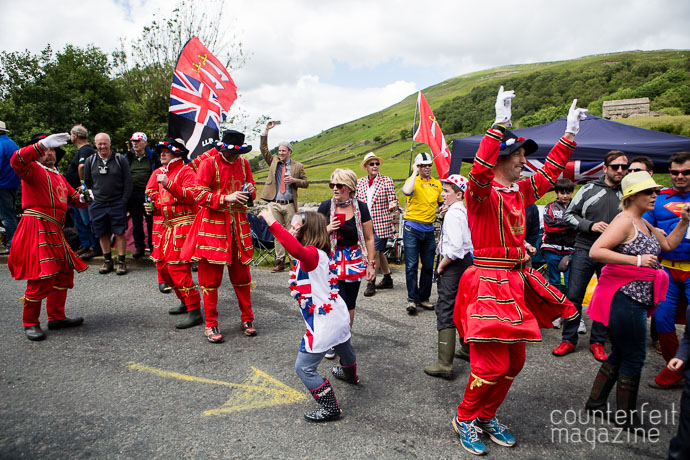 King Of The Mountain Festival Tour De France 14 | King Of The Mountains Festival: Muker, Swaledale