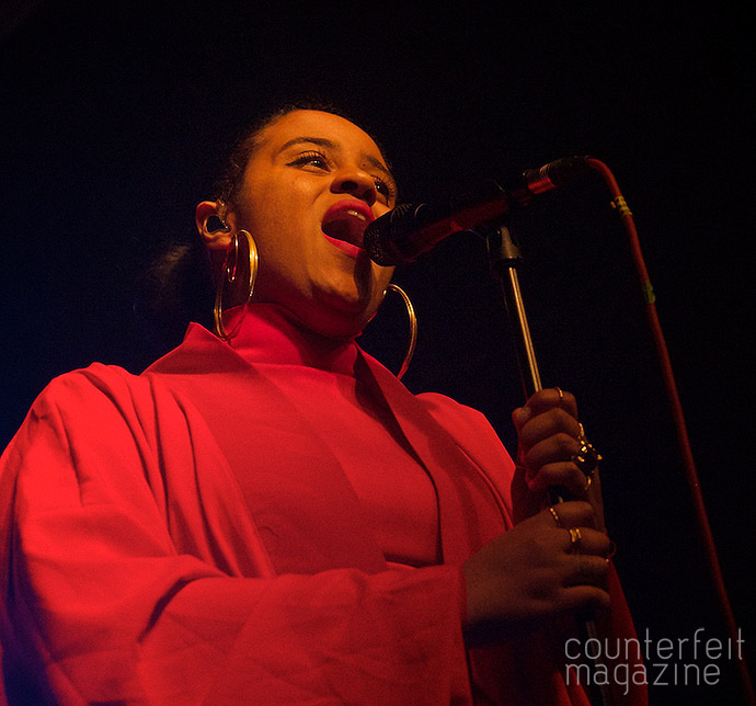DSC3871 Version 2 | Ella Eyre, Seinabo Sey and Joel Baker: Plug, Sheffield