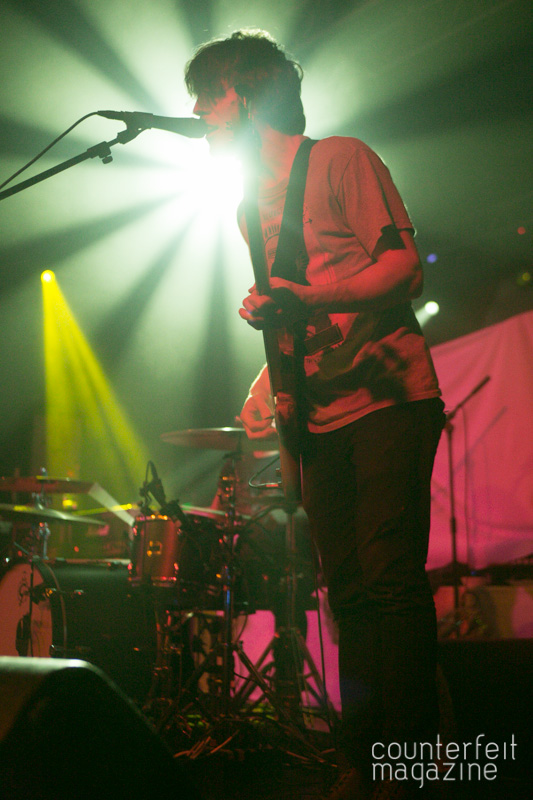 The Xcerts - O2 Academy Sheffield (2)