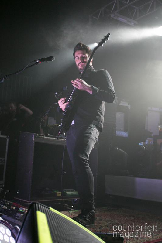 Twin Atlantic - O2 Academy Sheffield-4