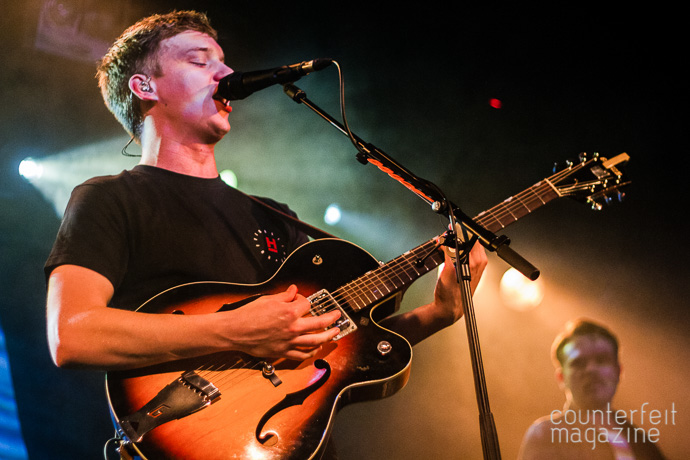 06 141016 Beckett University Student Union George Ezra | George Ezra: Beckett University Union: Leeds