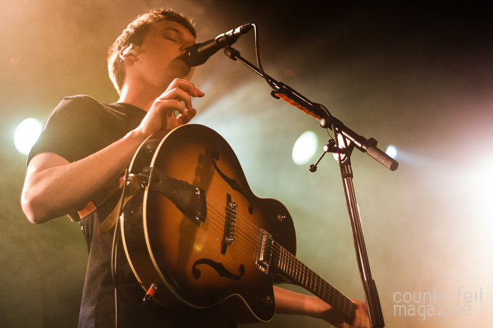 07 141016 Beckett University Student Union George Ezra | George Ezra: Beckett University Union: Leeds
