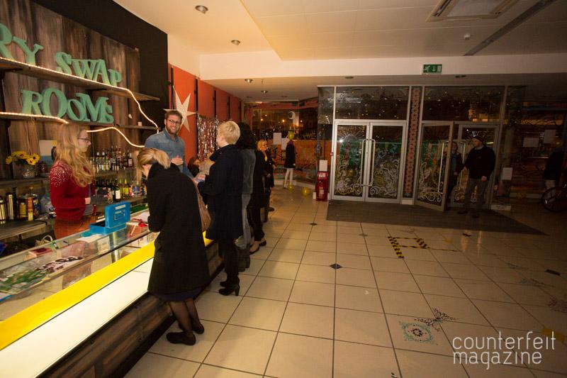 Happy January 2 | Black Box Productions Present Happy January: The Moor Theatre Delicatessen, Sheffield