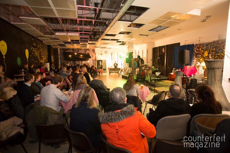 Happy January 6 | Black Box Productions Present Happy January: The Moor Theatre Delicatessen, Sheffield