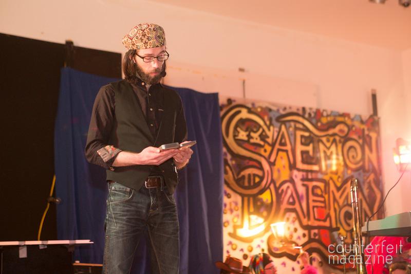 magician Benoit Benz Happy January 24 | Black Box Productions Present Happy January: The Moor Theatre Delicatessen, Sheffield
