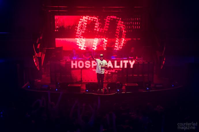LI1 8487 | Transmission, Hospitality Records: Albert Hall, Manchester