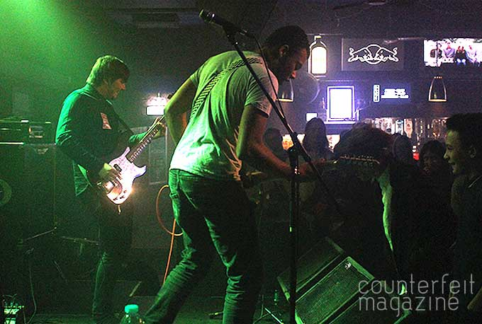 South Paw 2 | Bear Chest, Desert Motel Club, South Paw and Dead Slow Hoot: Leadmill, Sheffield