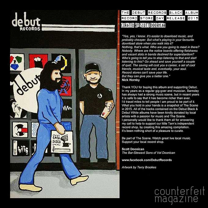 11153454 837282376306818 2060050715 o | Debut Records Compilation Album