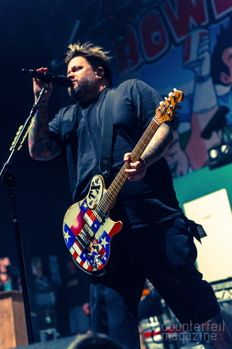 02 160203 O2 Academy Bowling For Soup | Bowling For Soup: O2 Academy, Leeds