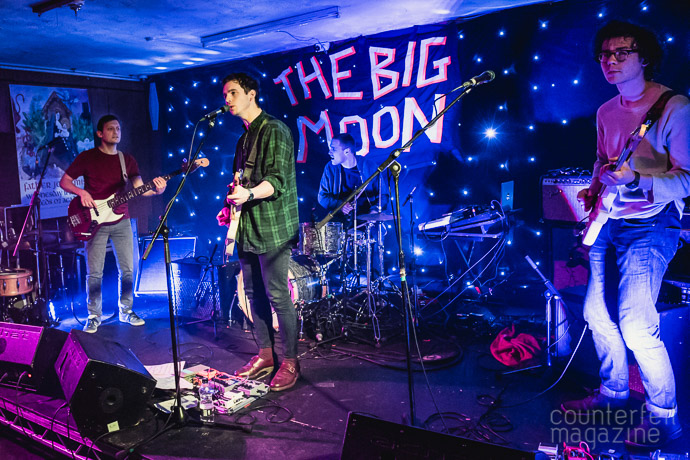 01 160407 Sympathiser  | The Big Moon: Brudenell Social Club, Leeds