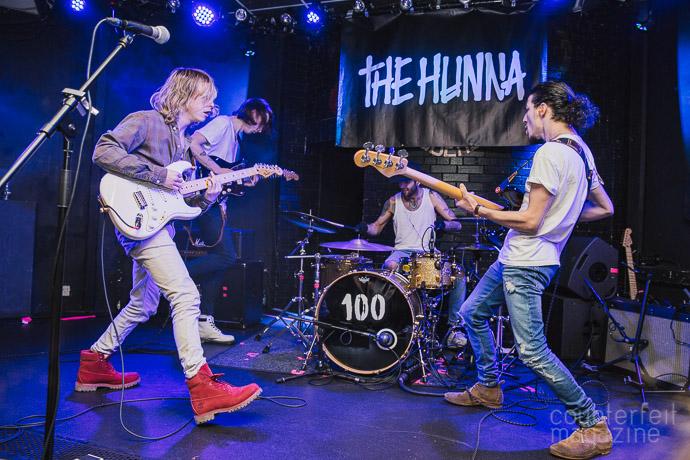 04 160401 The Hunna  | The Hunna: Brudenell Social Club, Leeds