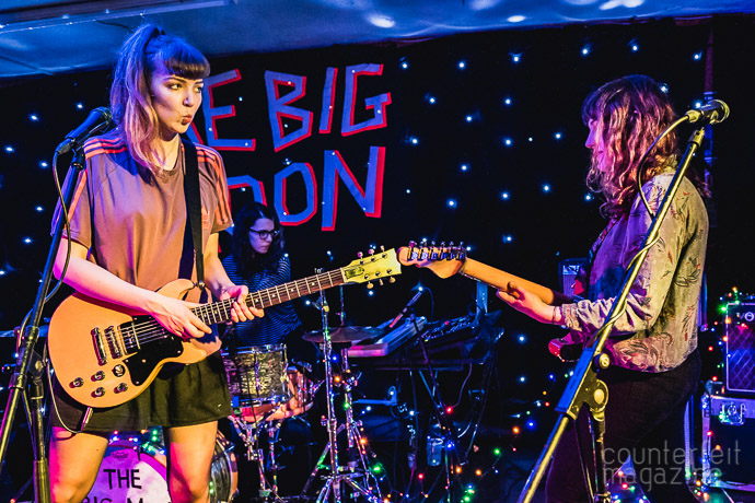 16 160407 The Big Moon  | The Big Moon: Brudenell Social Club, Leeds