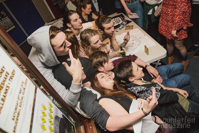 19 160401 The Hunna  | The Hunna: Brudenell Social Club, Leeds