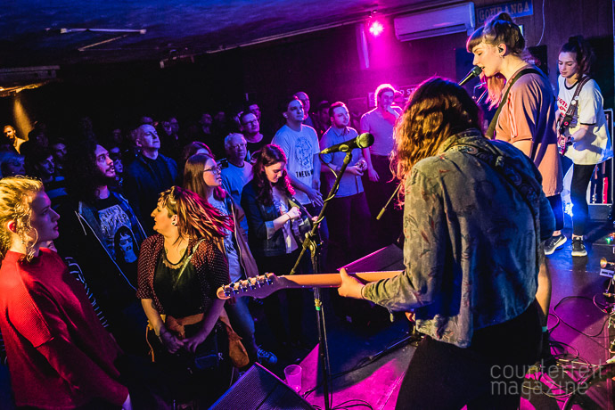 20 160407 The Big Moon  | The Big Moon: Brudenell Social Club, Leeds
