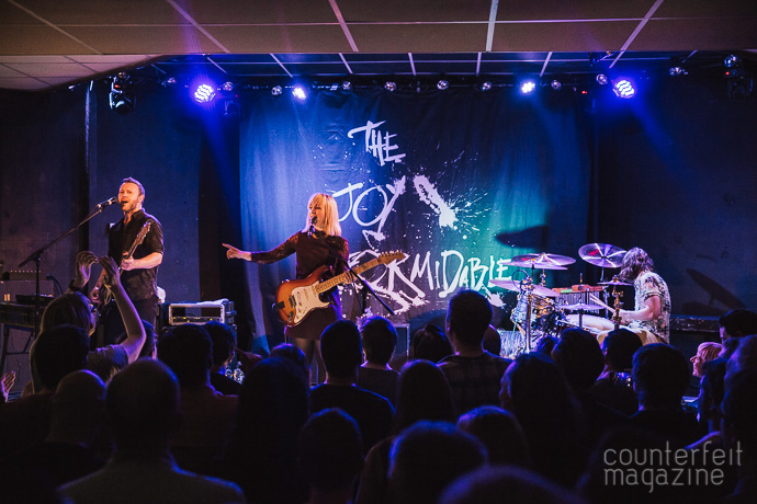10 160516 The Joy Formidable The Joy Formidable | Joy Formidable: Brudenell Social Club, Leeds