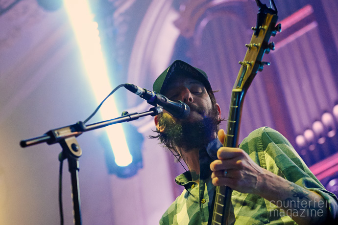14 160707 Band of Horses  | Band of Horses: Albert Hall, Manchester