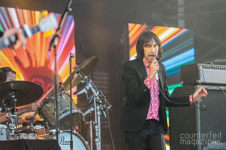 23 Primal Scream Andy Sainter | OnRoundhay Festival: Roundhay Park, Leeds