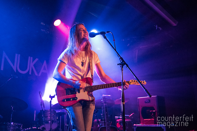 01 20161010 Isaac Gracie Tarquin Clark | Michael Kiwanuka: The Leadmill, Sheffield