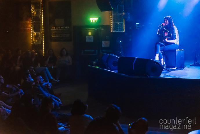 05 20160928 Cassie Ramone Richard Nicholson | Colleen Green: Brudenell Social Club, Leeds