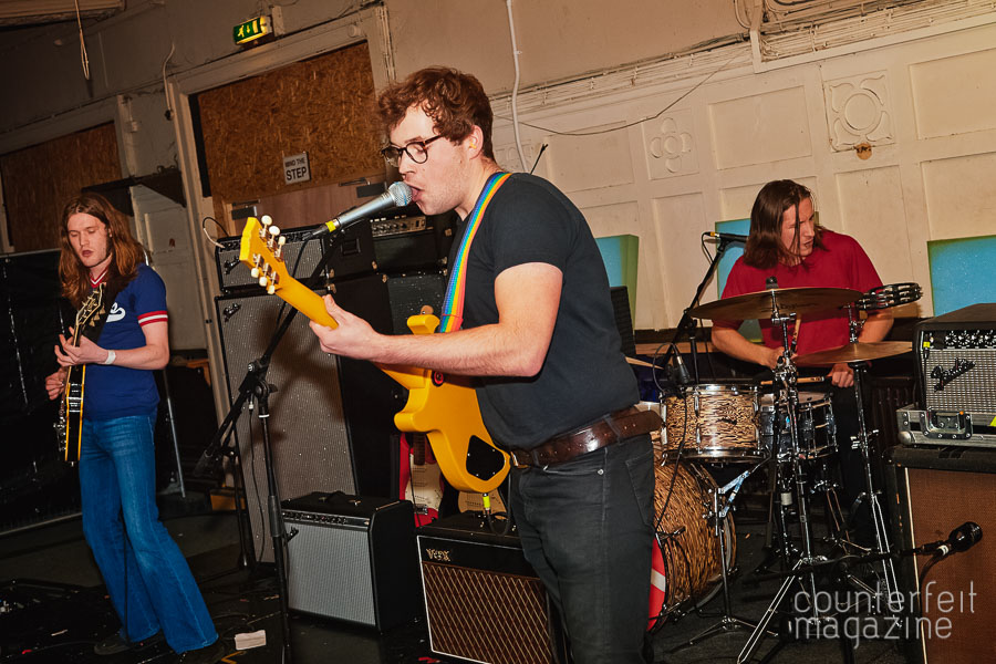 05 LOGS Gerard Morgan | YAK: Picture House Social, Sheffield