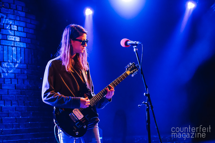 06 20160928 Colleen Green Richard Nicholson | Colleen Green: Brudenell Social Club, Leeds