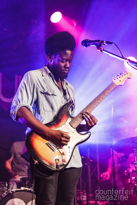 06 20161010 Michael Kiwanuka Tarquin Clark | Michael Kiwanuka: The Leadmill, Sheffield