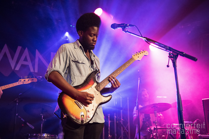 07 20161010 Michael Kiwanuka Tarquin Clark | Michael Kiwanuka: The Leadmill, Sheffield