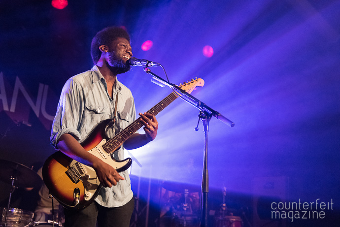 09 20161010 Michael Kiwanuka Tarquin Clark | Michael Kiwanuka: The Leadmill, Sheffield