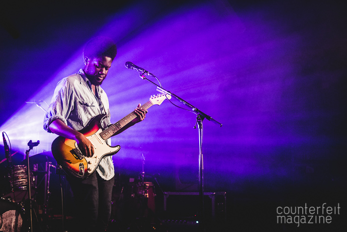 10 20161010 Michael Kiwanuka Tarquin Clark | Michael Kiwanuka: The Leadmill, Sheffield