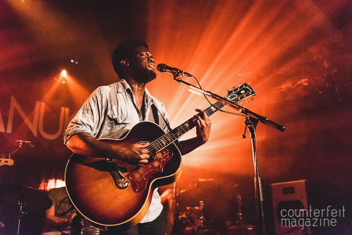 11 20161010 Michael Kiwanuka Tarquin Clark | Michael Kiwanuka: The Leadmill, Sheffield