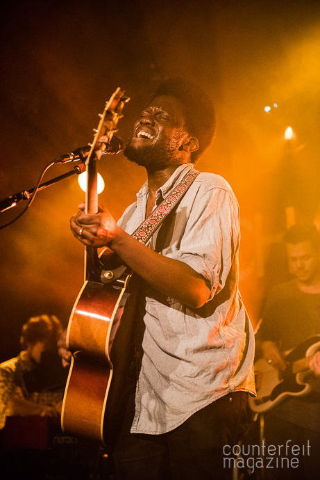 13 20161010 Michael Kiwanuka Tarquin Clark | Michael Kiwanuka: The Leadmill, Sheffield