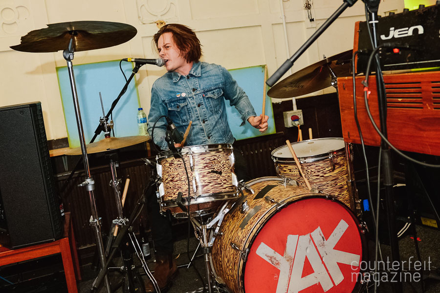 13 YAK Gerard Morgan | YAK: Picture House Social, Sheffield