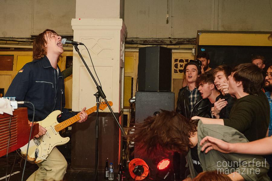 15 YAK Gerard Morgan | YAK: Picture House Social, Sheffield