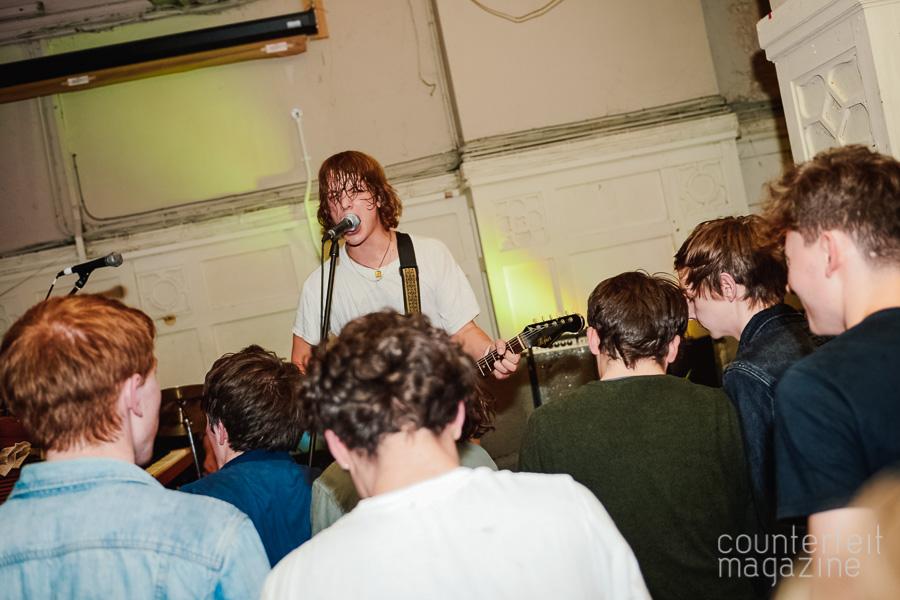 20 YAK Gerard Morgan | YAK: Picture House Social, Sheffield