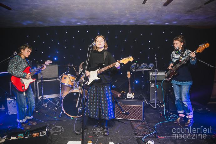 01 20161201 Goat Girl Goat Girl Andrew Benge | The Lemon Twigs: Brudenell Social Club, Leeds