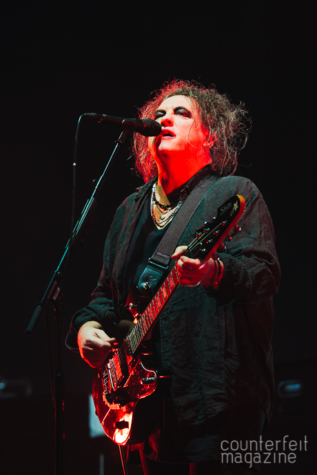 02 20161129 The Cure Andrew Benge | The Cure: Manchester Arena, Manchester