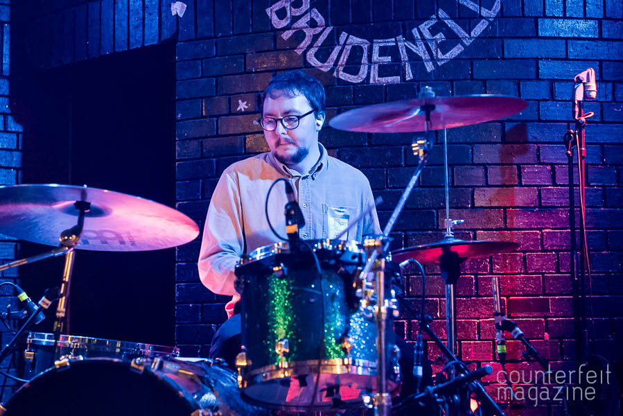 02 Unwave John Jowett  All rights reserved. john2755@ymail.com  | Future Of The Left: Brudenell Social Club, Leeds