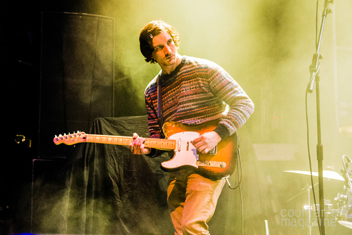 03 20161215 Hippies Vs Ghosts John Jowett | Super Furry Animals: O2 Academy, Leeds