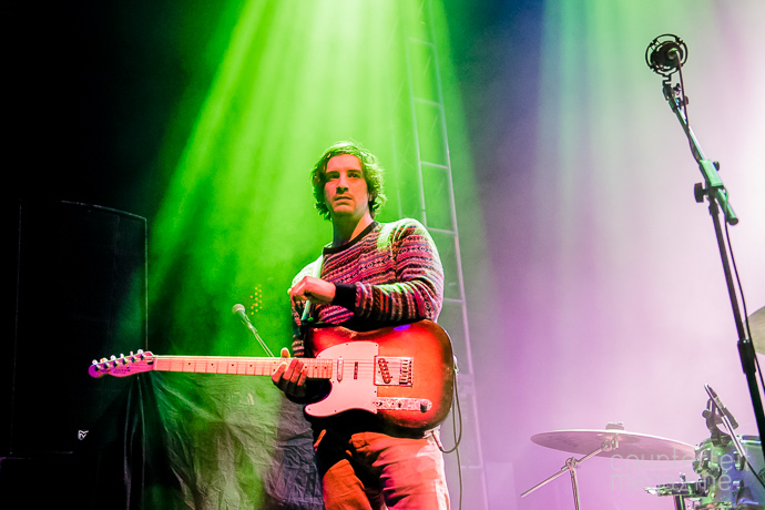 05 20161215 Hippies Vs Ghosts John Jowett | Super Furry Animals: O2 Academy, Leeds