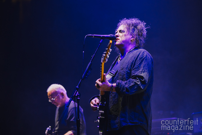 08 20161129 The Cure Andrew Benge | The Cure: Manchester Arena, Manchester