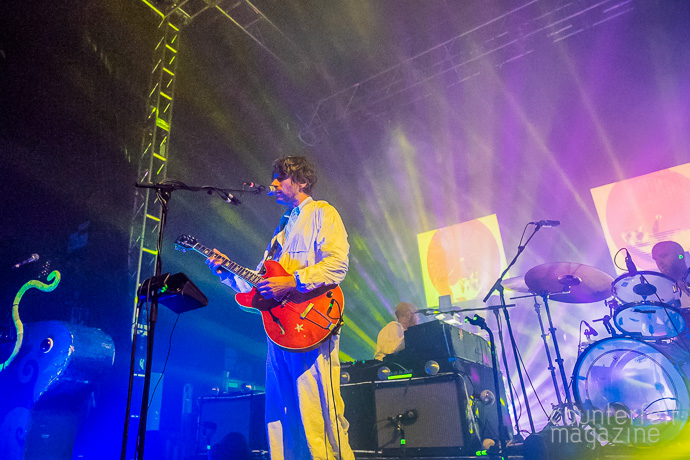 14 20161215 Super Furry Animals John Jowett | Super Furry Animals: O2 Academy, Leeds