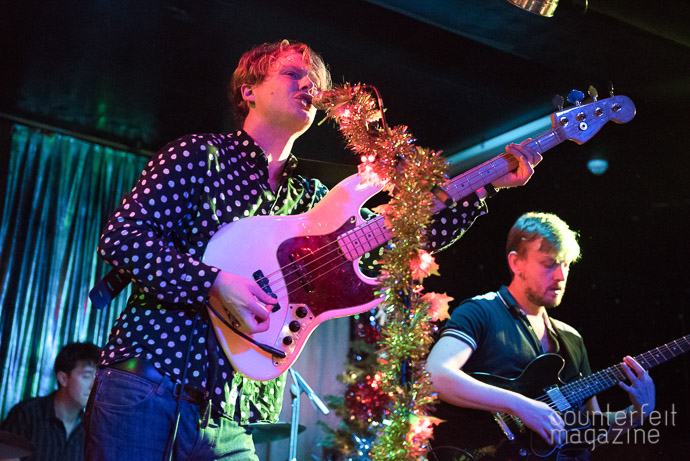 14 20161217 The Crookes Tarquin Clark | The Crookes: Queens Social Club, Sheffield