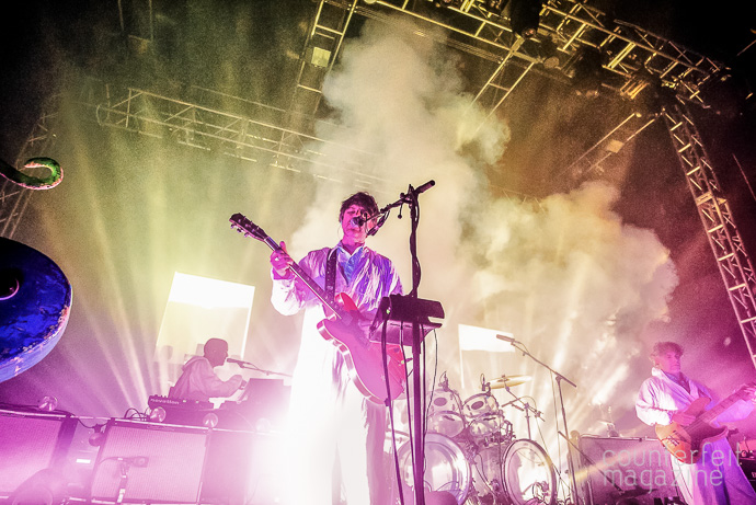 19 20161215 Super Furry Animals John Jowett | Super Furry Animals: O2 Academy, Leeds