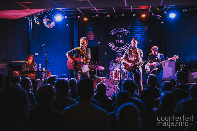 09 20161204 Hiss Golden Messenger Joe Collinson | Hiss Golden Messenger: Brudenell Social Club, Leeds