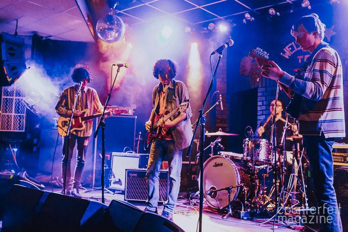 02 20170124 Mush  | Girl Band: Brudenell Social Club, Leeds
