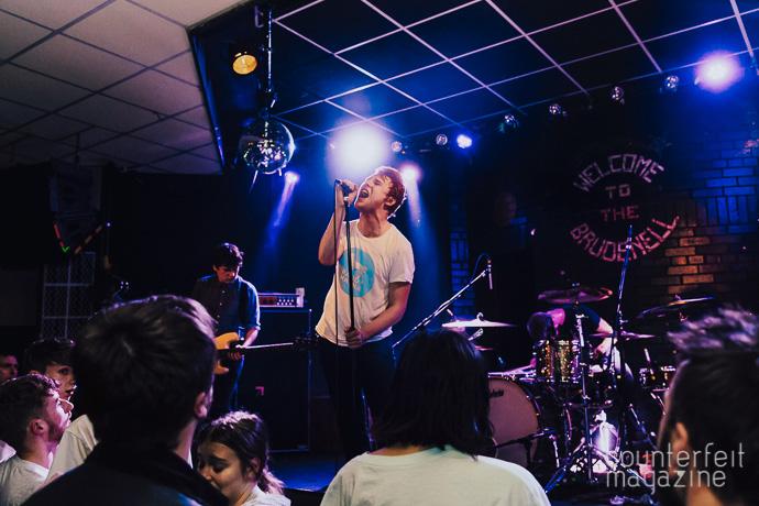 14 20170124 Girl Band  | Girl Band: Brudenell Social Club, Leeds