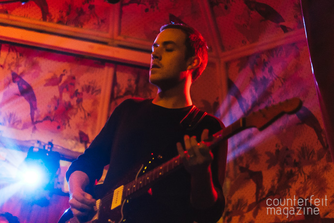 03 20160226 Wild Nothing Phil King | Wild Nothing: Deaf Institute, Manchester